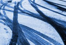 Keeping roads regularly plowed during the winter is important to prevent accidents.