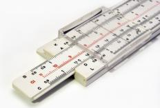 The slide rule is an analog number cruncher.