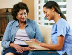 People who report the greatest satisfaction in certified medical assistant jobs enjoy helping people.