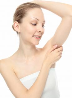 Pumice removes dead skin as well as hair, leaving smooth, soft skin behind.
