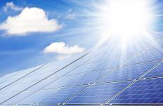 Energy supply can include solar power.