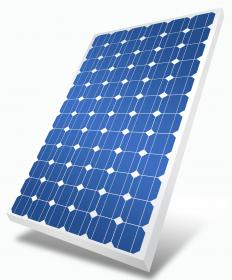 Solar panels cost more, but gather and generate plenty of energy.