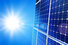 Energy cannot be destroyed, but it can be transformed, as when solar panels convert light and radiation energy from the sun into usable electrical energy.