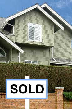 Foreclosed or seized properties are auctioned off during trustee sales.