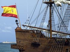 Galleons were an important part of the Spanish Armada.