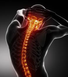 Exercise, lifestyle management and medications might help ease spinal pain.