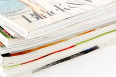Writers submit queries to magazine editors in hopes of getting published.