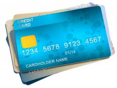 A fraud investigation may be initiated if multiple credit cards are suddenly taken out in a single person's name.