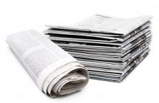 Cellulose fiber is made from recycled newspaper.