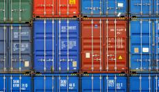 Freight forwarders help companies with international shipment of products.