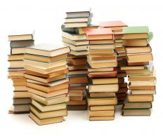 Most -- but not all -- published books are covered by copyright.