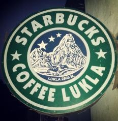 As of 2003, there were 6,400 Starbucks open worldwide.