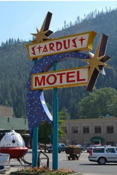 Motels often offer summer jobs.