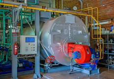A superheater may be found in steam boilers.