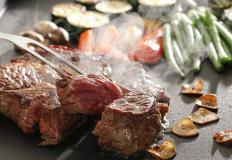 Red meat is a dietary source of creatine.