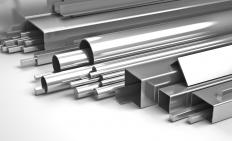 Stainless steel is low maintenance.