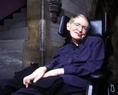The speech synthesizer used by Stephen Hawking is one option for people with spastic dysarthria.