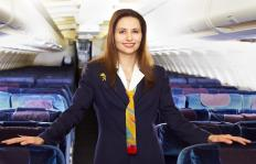 Flight attendants and pilots are in the operational group of an airline.