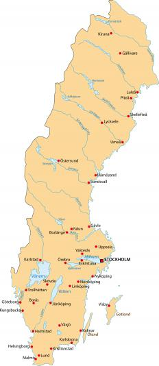 In the early 19th century Sweden handed over control of the Åland Islands to Russia, which made them part of the Grand Duchy of Finland.
