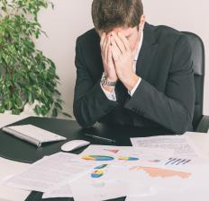A bad debt write-off can also take place when a customer chooses to seek bankruptcy protection.