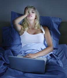 Sleep mode is one common type of power optimization.