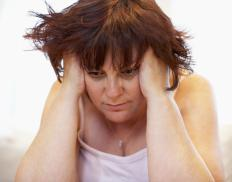 Anxiety and insomnia are common symptoms of baclofen withdrawal.