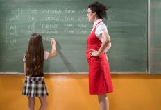 Teaching styles can be seen as types of behavior modification for children.