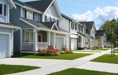 Properties that have two to five unites are referred to as multifamily.