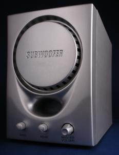 Subwoofers are designed to reproduce bass sounds with more clarity than full range speakers.