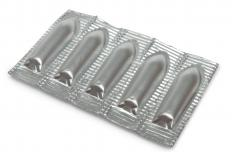Miconazole suppositories can be used for vaginal yeast infections.