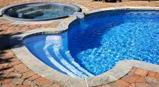 Hypochlorite is used to make swimming pools more hygienic.