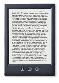 Ebooks are more commonly read on portable devices like e-readers, tablets and smartphones.