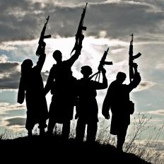 Stateless foreign fighters, such as Al Qaeda members, are often classified as enemy combatants.