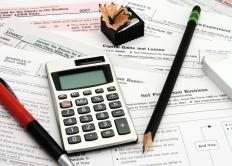 Employer tax deductions include overhead expenses such as rent, marketing and advertising.