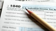 Trust tax returns should be filed using Form 1041 as opposed to Form 1040, which is for individual income tax only.