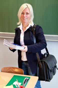 Higher-level biology teachers often have a degree in biology.