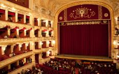 Baroque opera is derived from various musical and cultural influences.