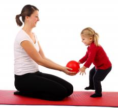Pediatric physiotherapy may help children gain motor coordination and strength.