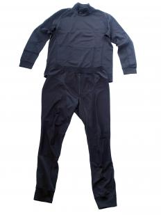 Thermal underwear can be worn beneath waders.