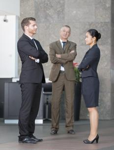 An image consultant might help improve a person's appearance and use of body language.
