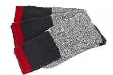 Thermal socks can provide a means of sweat reduction.