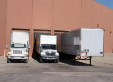 Information regarding the loading dock and delivery times are often the job of an expediter.