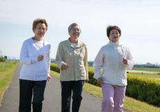Physical activity is considered important for seniors.