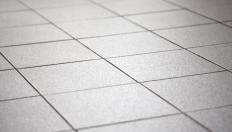 A backer rod is used to fill gaps between building materials, such as gaps between tiles and another surfaces.