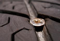 Soft tires are more susceptible to damage like puncturing.