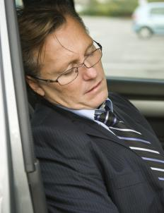If an individual is of driving age, he or she typically should not do any driving unless a doctor has been informed and there have been no seizures for at least six months.