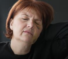 Individuals with preleukemia may experience chronic fatigue and may bruise easily.