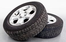 Chloroprene rubber is used in automotive tires.
