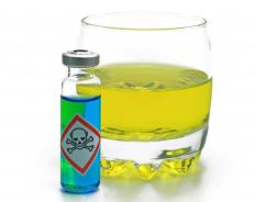 Exposure to certain chemicals may cause cell death.