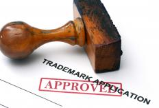 Initial registration and renewals for trademarks are handled by the United States Patent and Trademark Office.